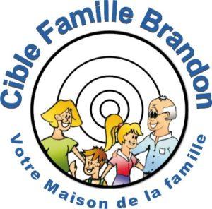 Logo de cible famille Brandon